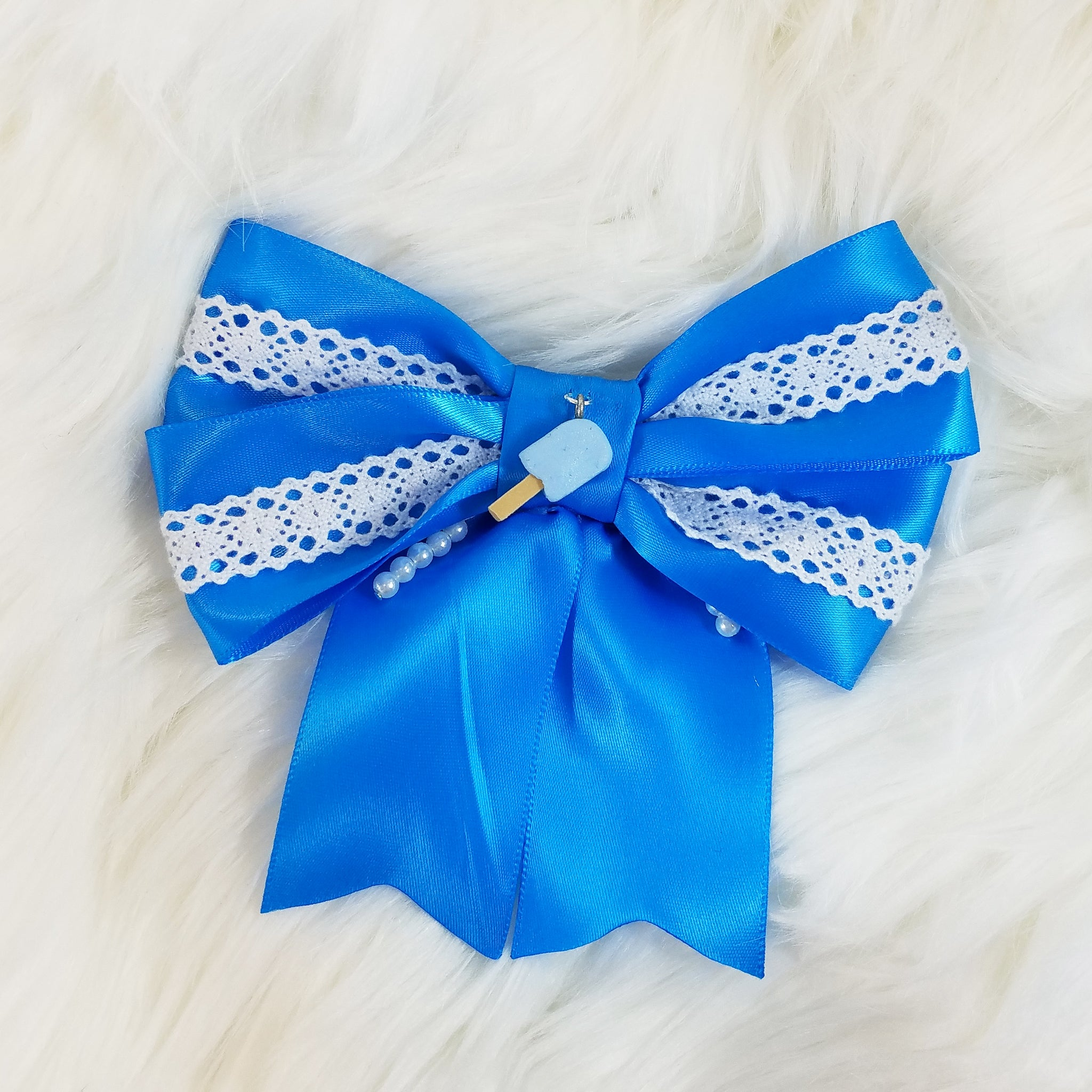 Sea Salt Memories Hair Bow
