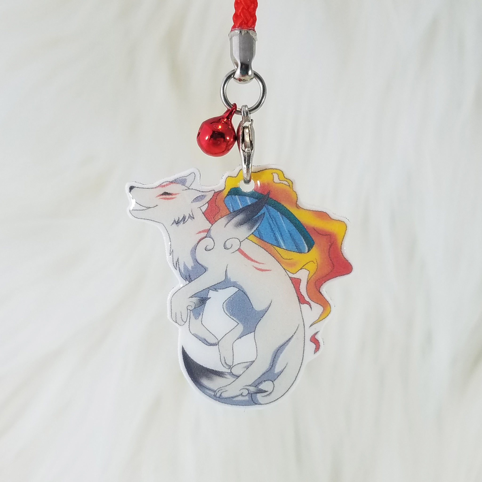 Amaterasu Charms