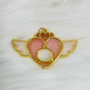 Sailor Moon Super S-Inspired Brooch Pendant