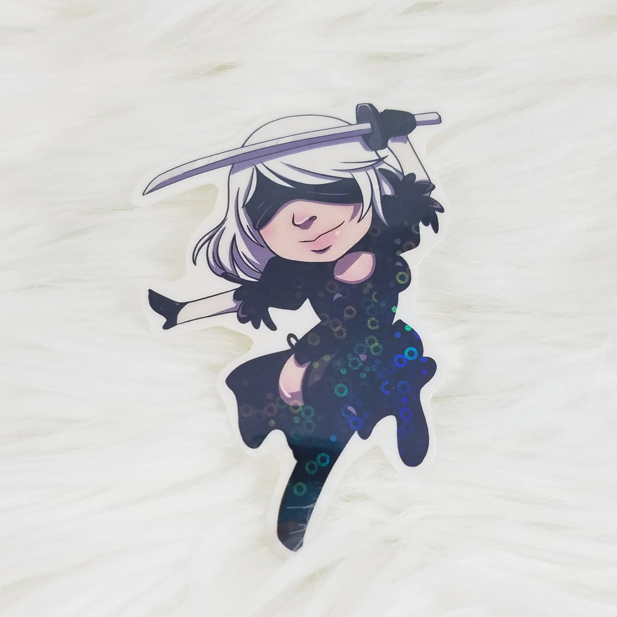 Nier Stickers