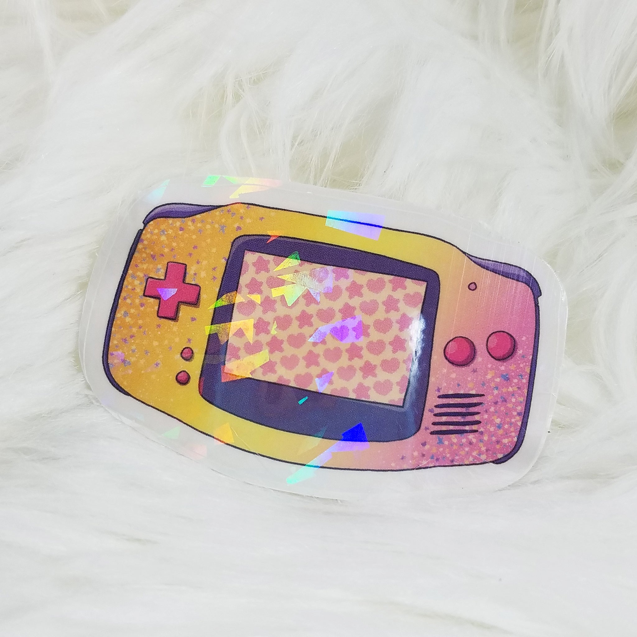 Cute Consoles Stickers