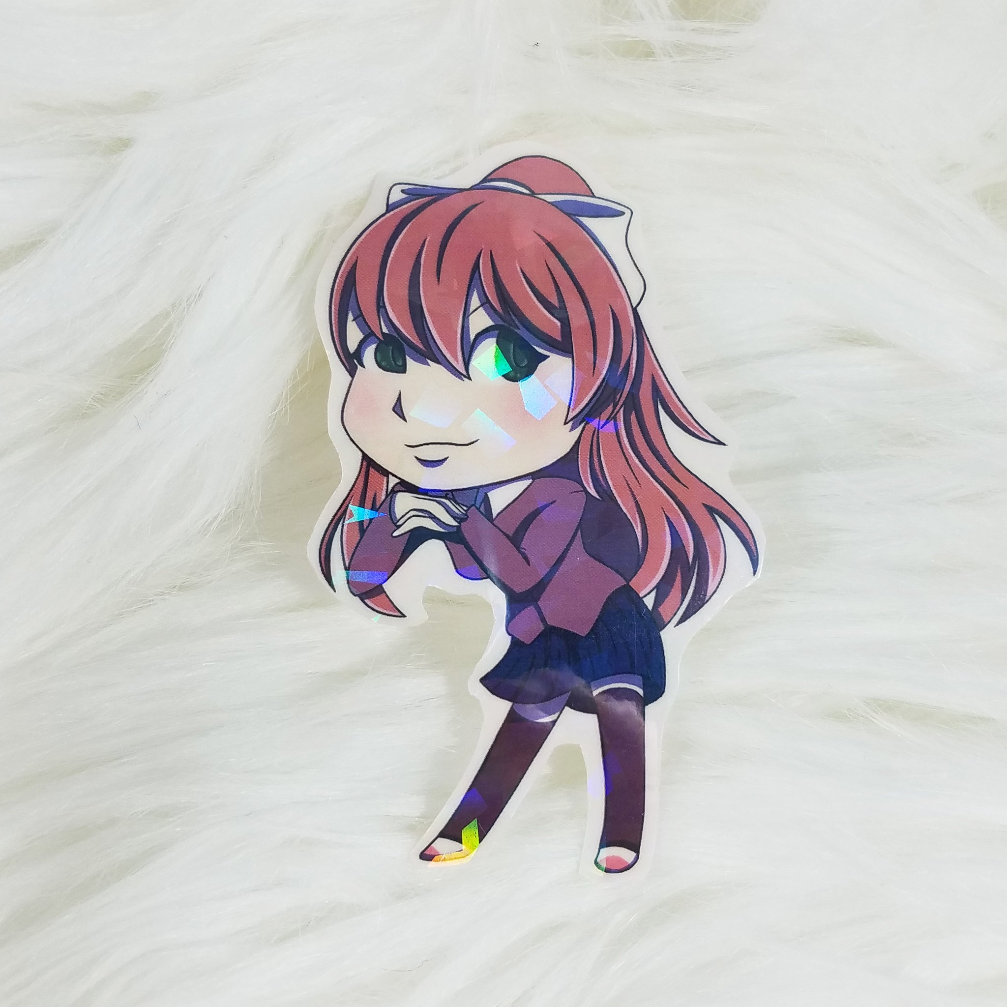 Doki Doki Literature Club Stickers