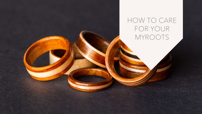 How to Care for Your Wooden Ring