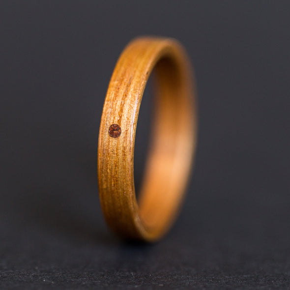 Koa & Sun in Red Tigers Eye