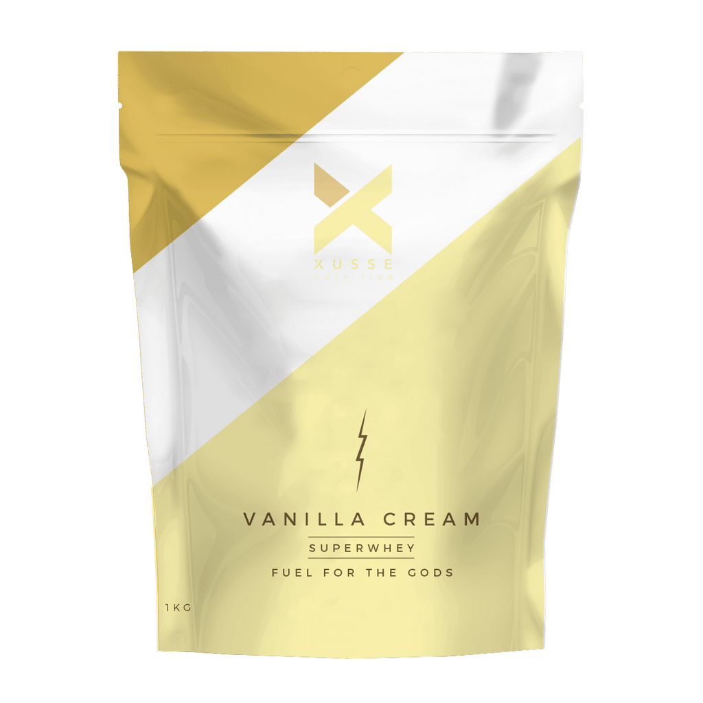 XUSSE SuperWhey Vanilla Cream
