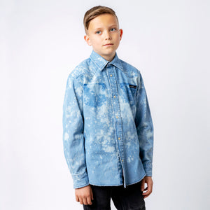 Munkstown Denim Shirt