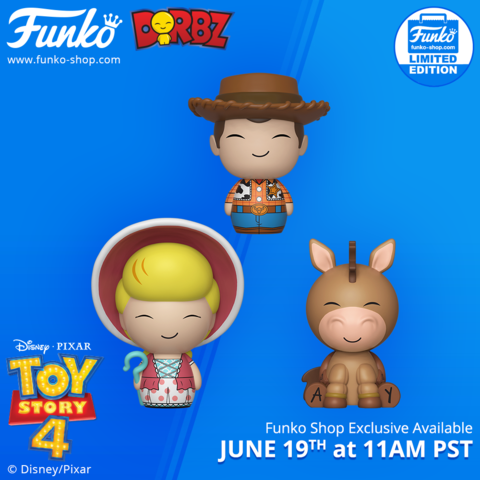 Funko Shop Exclusive Items: Toy Story 3-Pack Bundles!