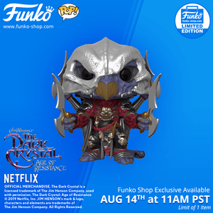 Funko Shop Exclusive Item: Hunter (Metallic) Pop!