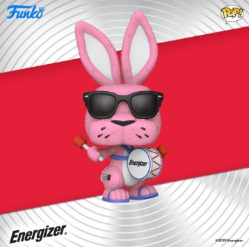Coming Soon: Pop! Ad Icons—Energizer Bunny