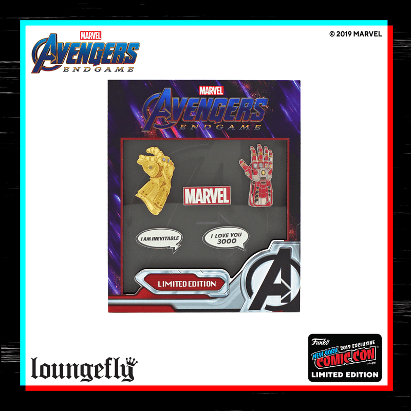 2019 NYCC Loungefly Reveals: Marvel