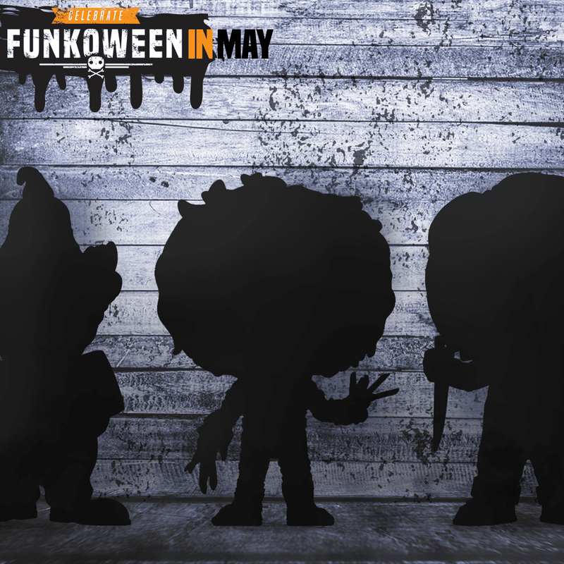 Funkoween in May!
