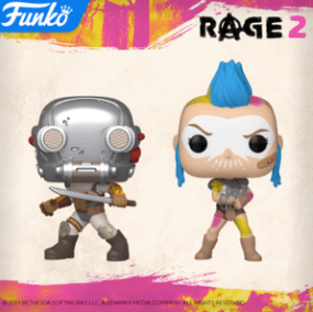 Coming Soon: Pop! Games—Rage 2!