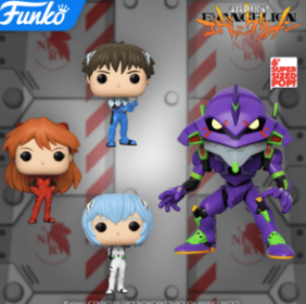 Coming Soon: Pop! Animation—Evangelion!