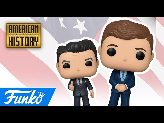 Coming Soon: Pop! Icons - Historical/Political Figures