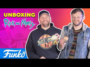 Rick and Morty Unboxing!