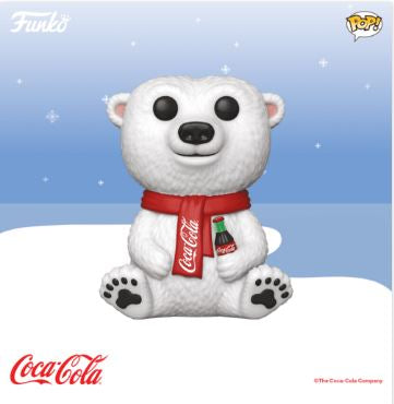 Coming Soon: Pop! Ad Icons – Coca-Cola Polar Bear