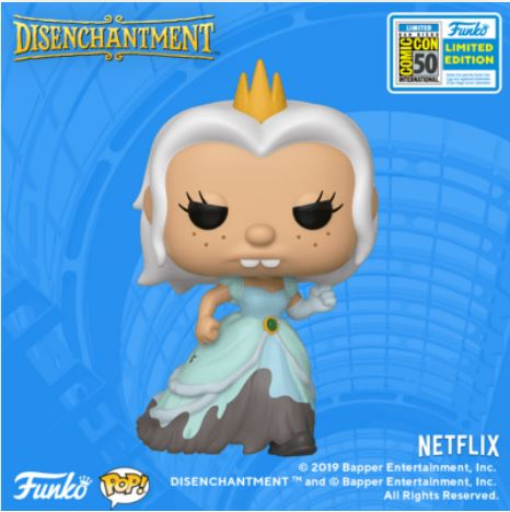 2019 SDCC Exclusive Reveals: Disenchantment!