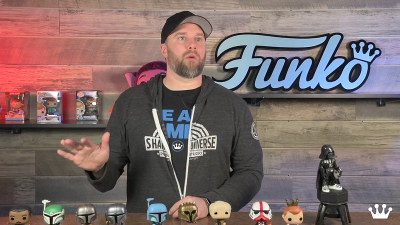 LIVE Unboxing with Funko!