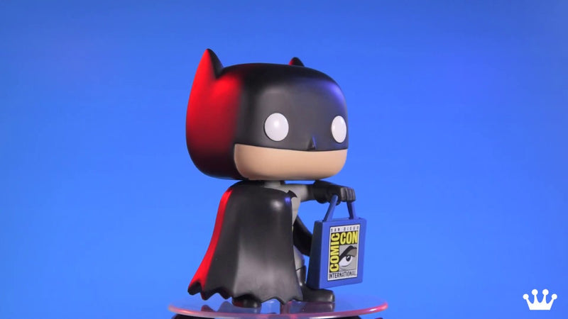 SDCC DC and Television Funko Exclusives!