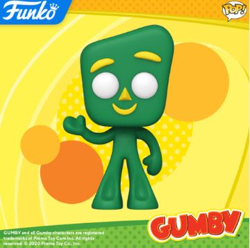 Coming Soon: Pop! TV—Gumby!