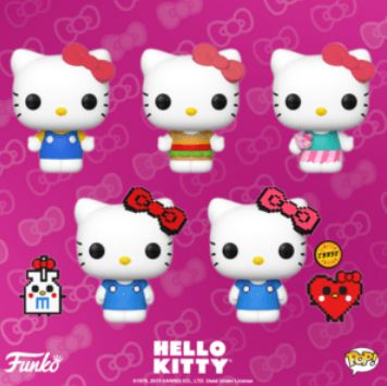 Coming Soon: Pop! Sanrio - Hello Kitty