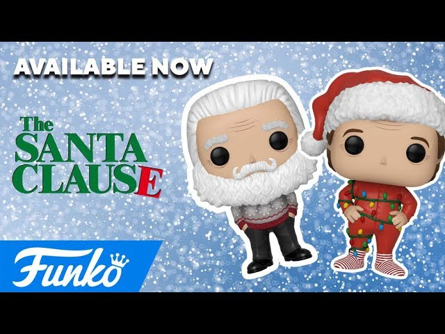 The Santa Clause Pop!