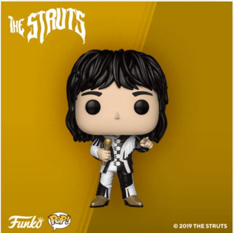 Coming Soon: The Struts Pop!