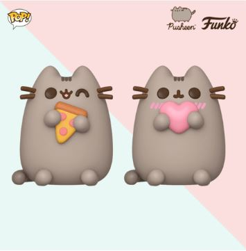 Coming Soon: Pop! Pusheen!