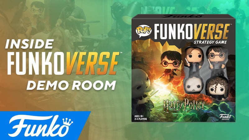 Inside the Funkoverse Demo Room