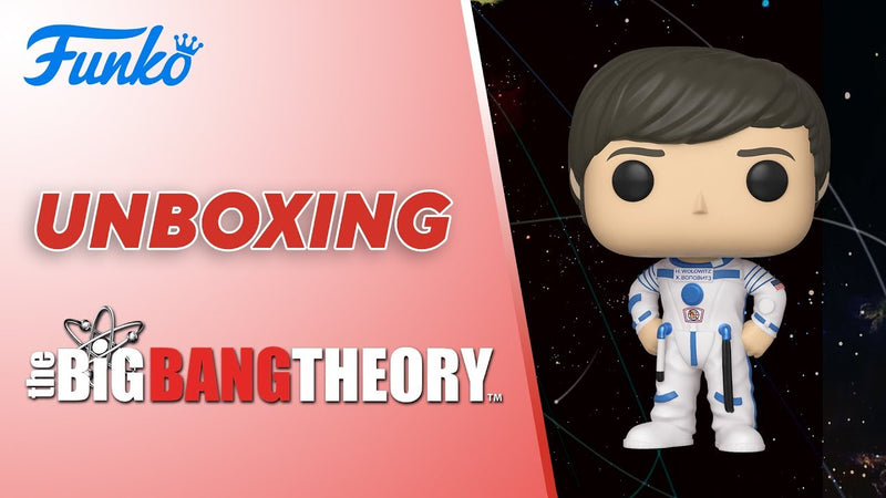 Big Bang Theory Pop! Unboxing!