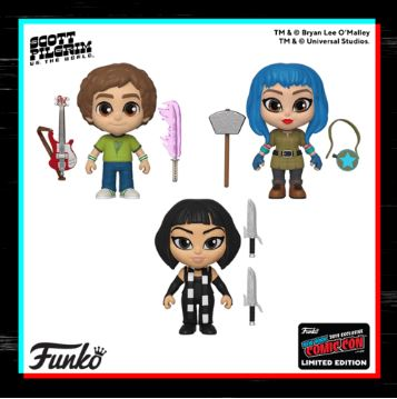2019 NYCC Exclusive Reveals: Scott Pilgrim!