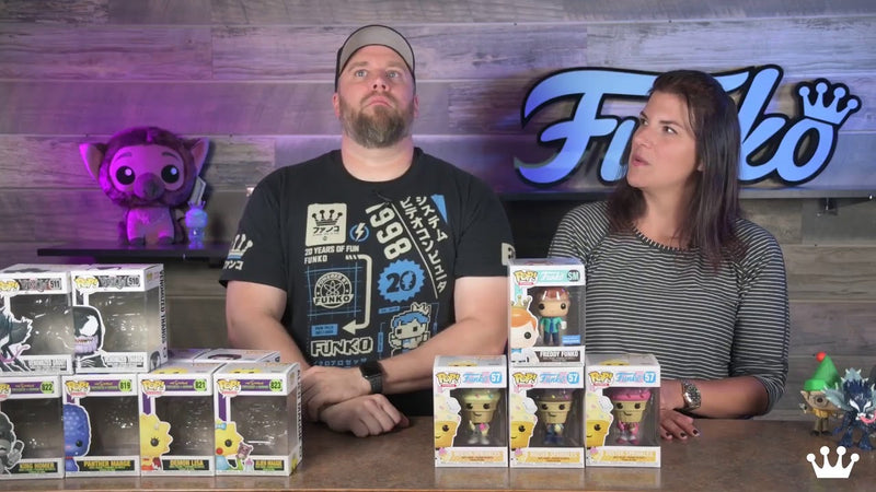 Unboxing New HORROR FIGURES with Funko!