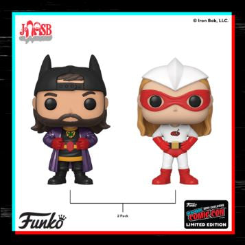 2019 NYCC Exclusive Reveals: Bluntman and Chronic!