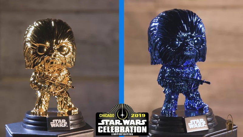 Star Wars Celebration 2019 Funko Exclusives!