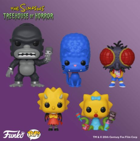 Coming Soon: The Simpsons Pop!