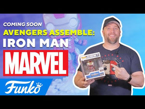 Marvel Avengers Assemble Iron Man UNBOXING!