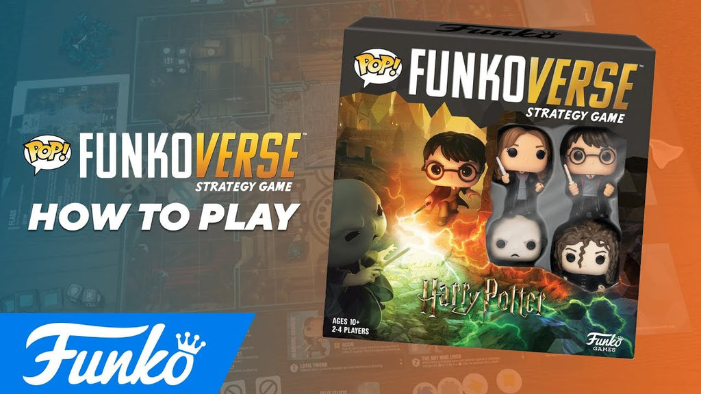 How to Play Funkoverse