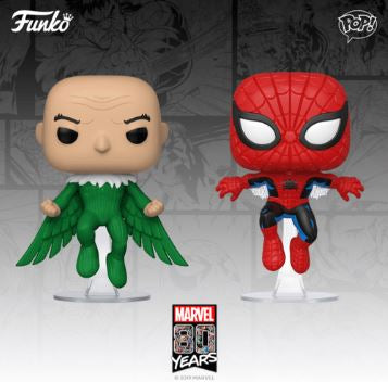 Coming Soon: Pop! Marvel—Marvel 80th!
