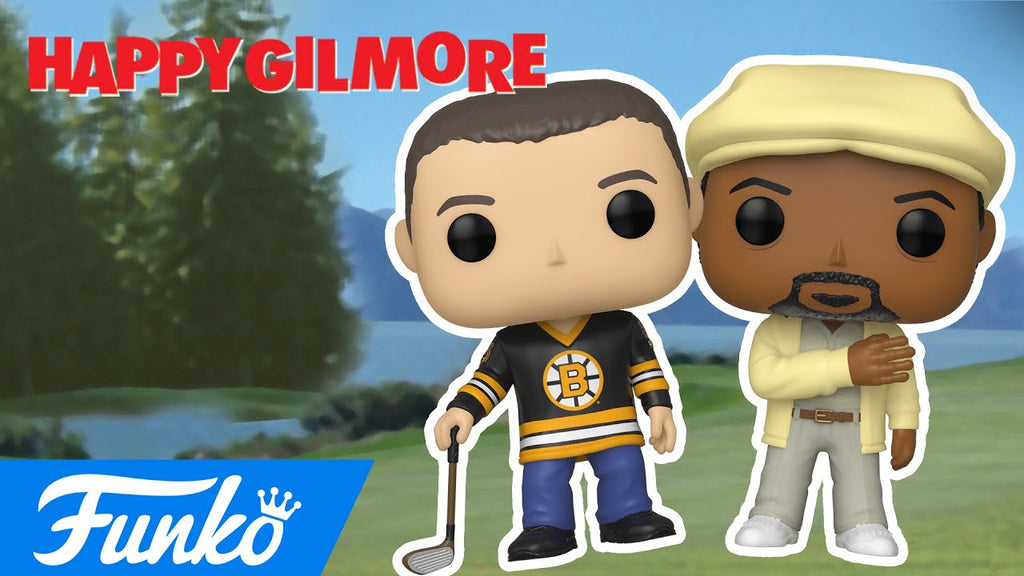 Pop! Movies - Happy Gilmore!