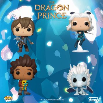 Coming Soon: Pop! Animation—The Dragon Prince!