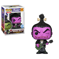 Pop Funko Fantastik Plastik - Rocko Billy (Purple)
