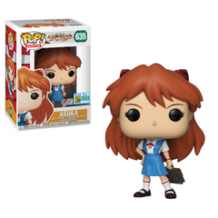 Pop! Animation: Neon Genesis Evangelion - Asuka (Hot Topic)