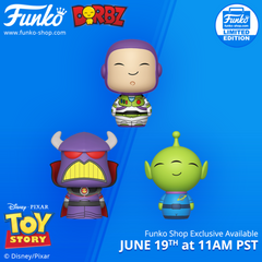 Dorbz: Toy Story 3-Pack Bundles