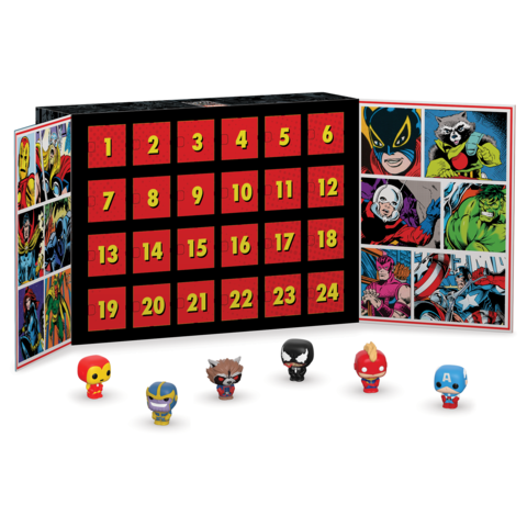 Advent Calendar: Marvel