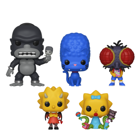 Pop! Animation: The Simpsons