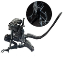 Hiya Toys Aliens Crouching Alien Warrior 1:18 Scale Action Figure - Previews Exclusive - ShopPopONLINE