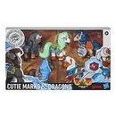 Hasbro My Little Pony x Dungeons & Dragons Crossover Collection Cutie Marks & Dragons Figures - ShopPopONLINE