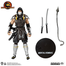 "McFarlane Mortal Kombat Figures - S05 - 7"" Scale Scorpion (In The Shadows Variant) - ShopPopONLINE"