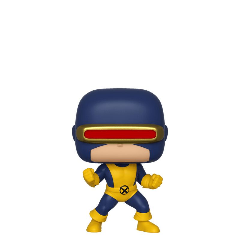 Funko Pop! Marvel: 80th - First Appearance - Cyclops - ShopPopONLINE