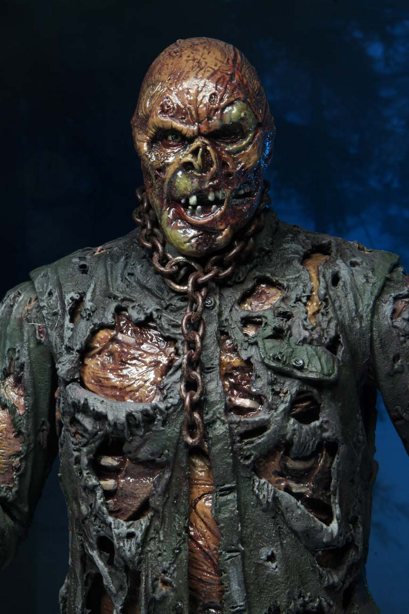 "NECA Friday the 13th - 7"" Scale Action Figure – Ultimate Part 7 (New Blood) Jason - ShopPopONLINE"